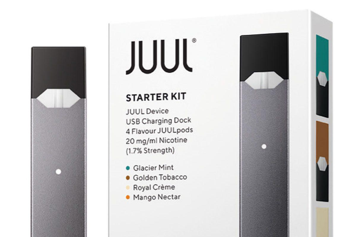 Juul-e-cigarette