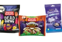 Mondelez halloween sweets