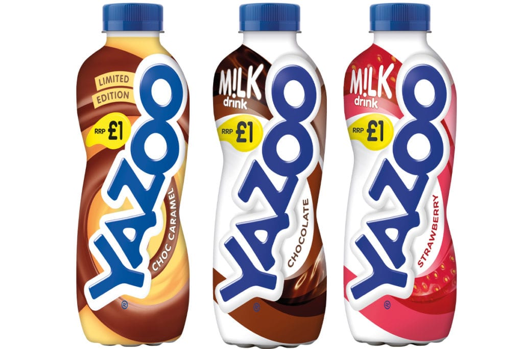 Yazoo milk