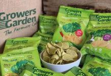 Growers Garden Broccoli Crisps