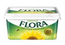 Flora Original 500g tub