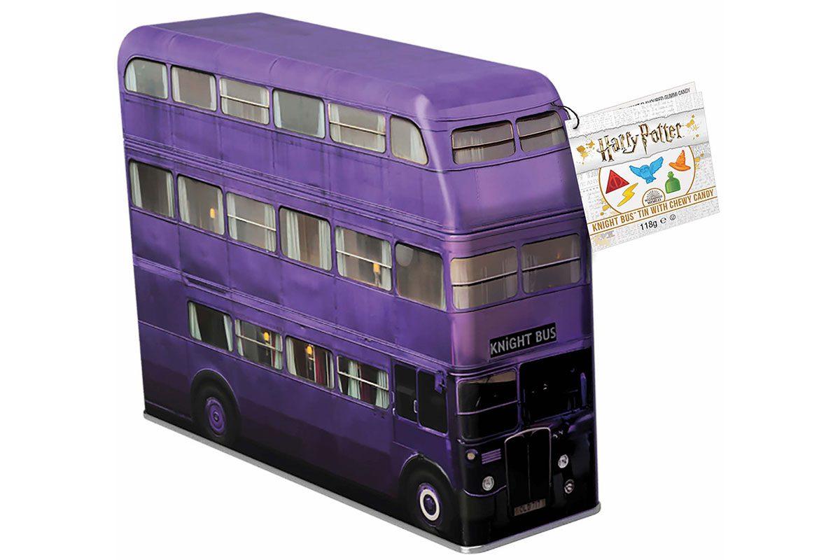 The Harry Potter Knight Bus tin