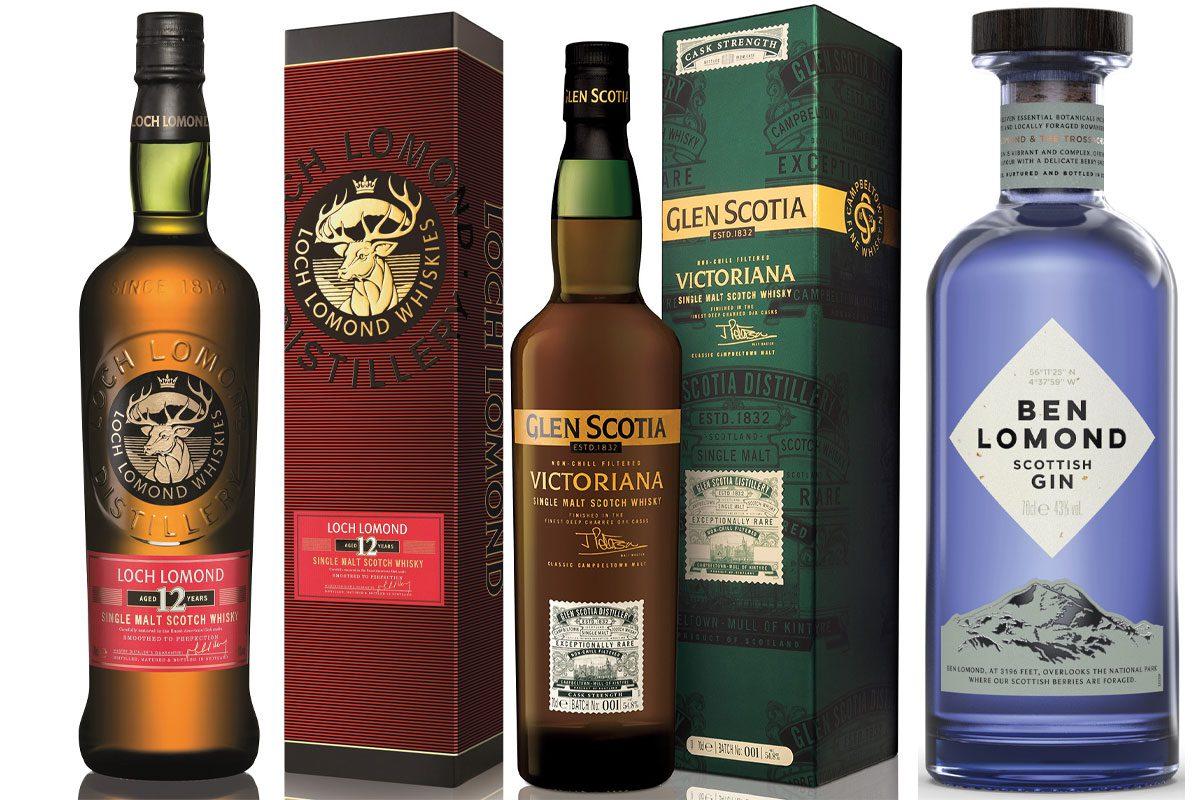 Loch Lomond Group drinks