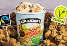Ben & Jerry's cookie dough non dairy