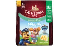 Cathedral City Lactose Free Cheese Nibbles