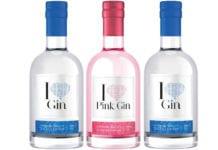 Nisa I Heart Gin