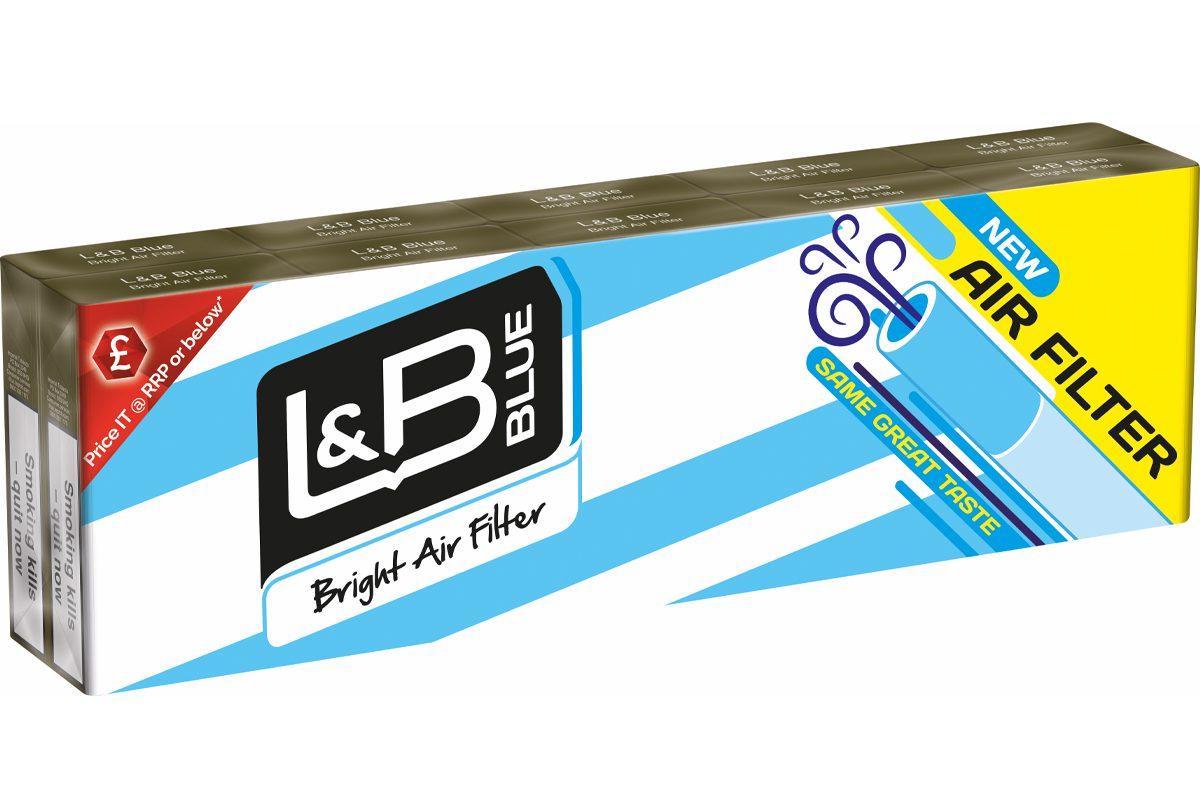 L&B Blue filters