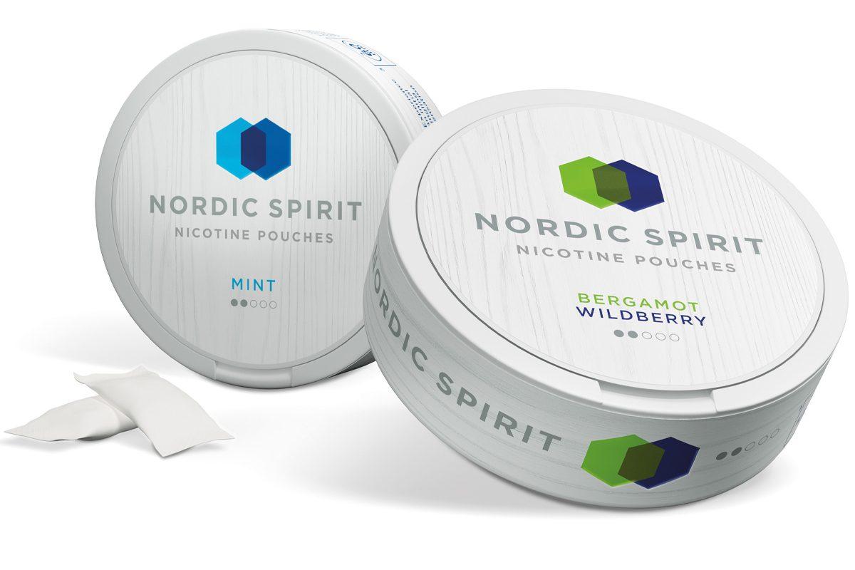 Nordic Spirit pouches