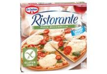 Ristorante lactose free pizza
