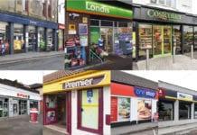 Symbol stores