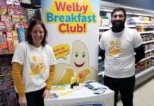 Welby Breakfast Club