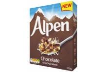 Alpen Chocolate