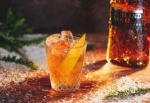 Highland Park Salted Honey Old Fashioned