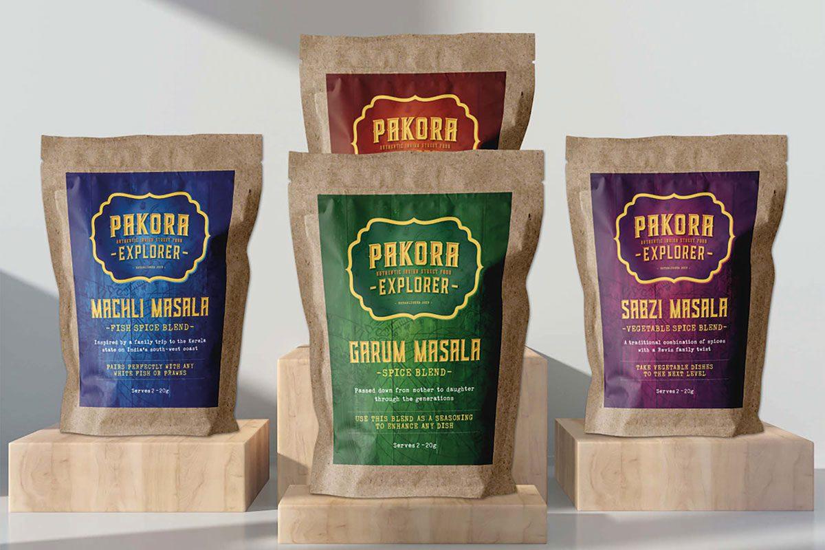 Pakora Explorer product range