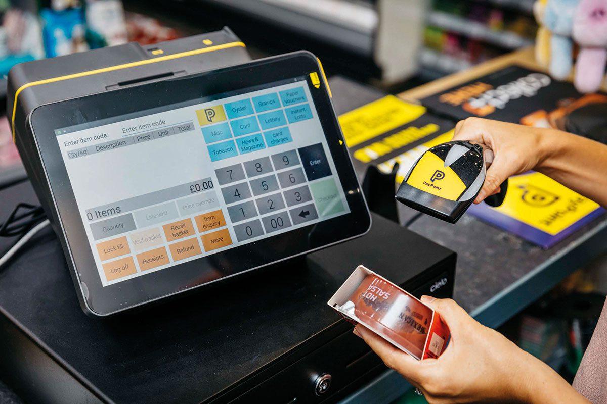 PaypointAndScanner