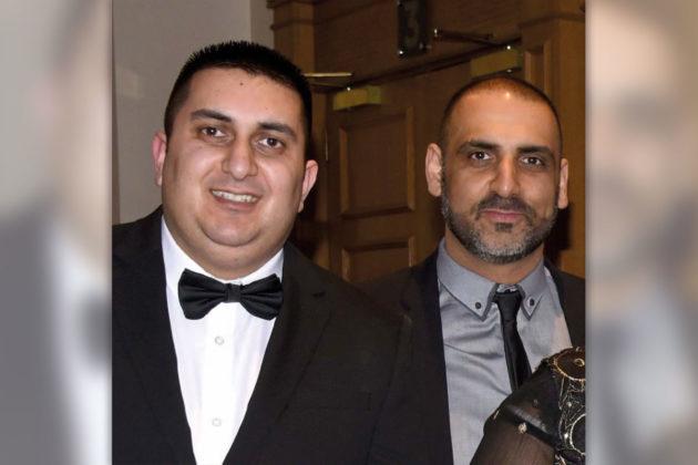 Imran Ali and Sayiad Hamid