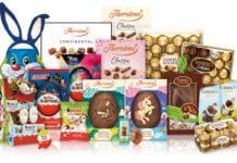 Ferrero spring line up