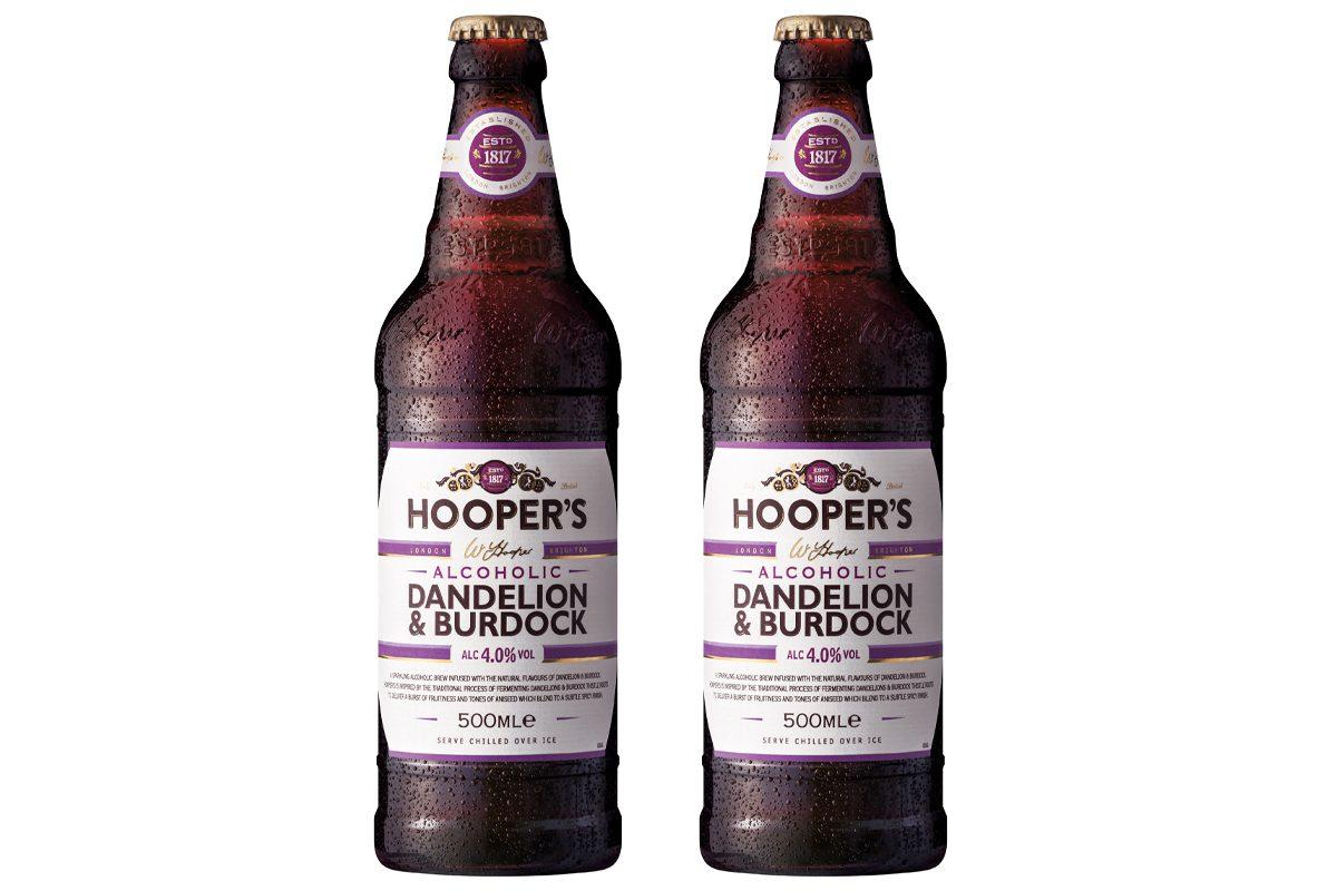 Hoopers Dandelion & Burdock
