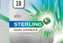 Sterling Dual Capsule Packet