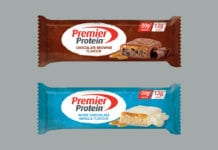 2 Protein Bars