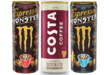 Coffee in cans