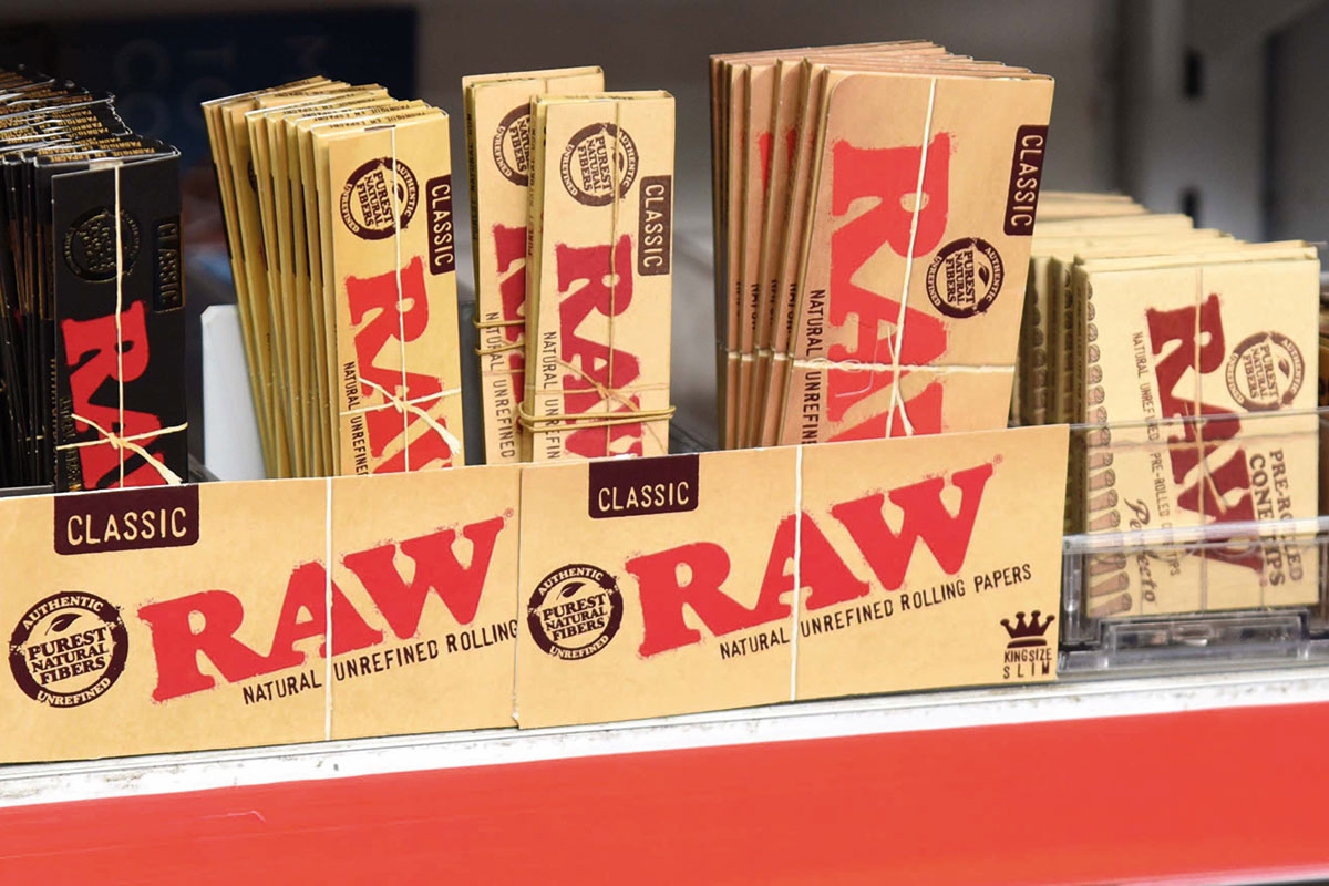 Cigarrette Papers