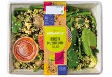 Urban Eats Hoisin Mushroom Salad