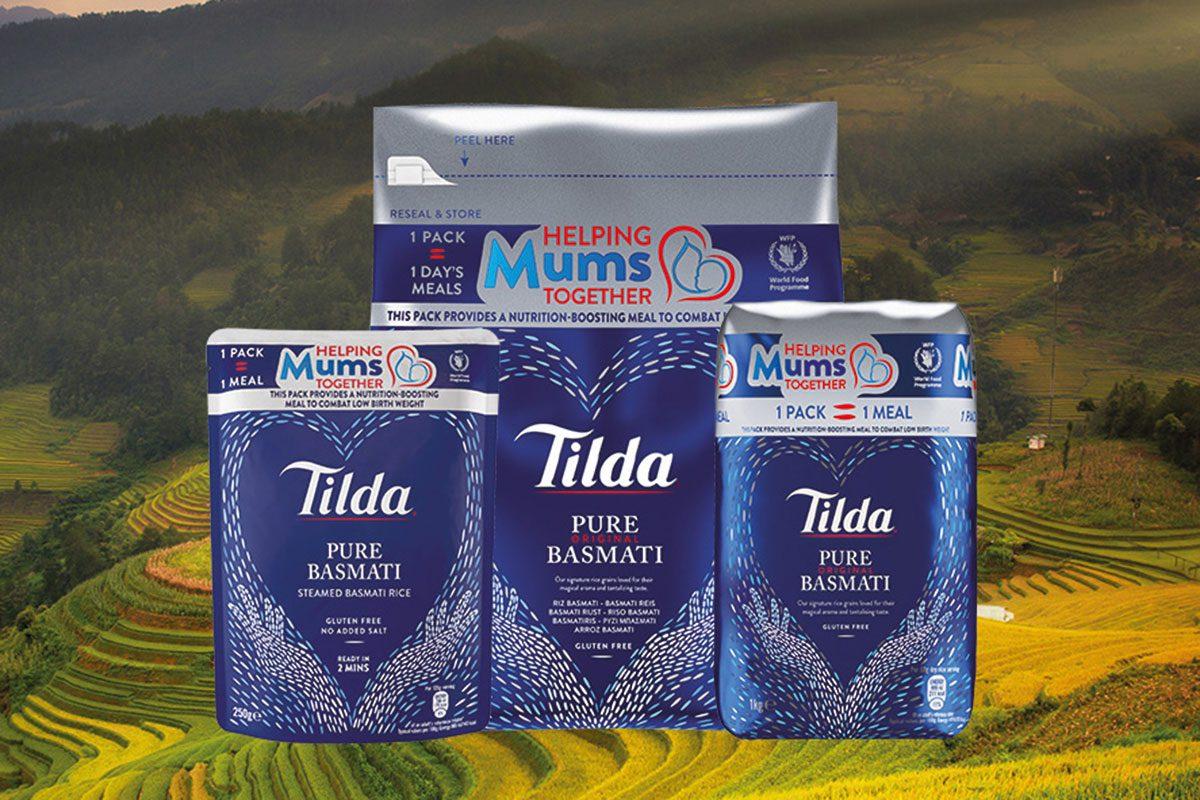 Tilda-rice
