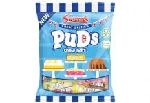 Swizzels puds sweets