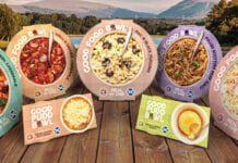 The Scottish Food Company frozen meal range