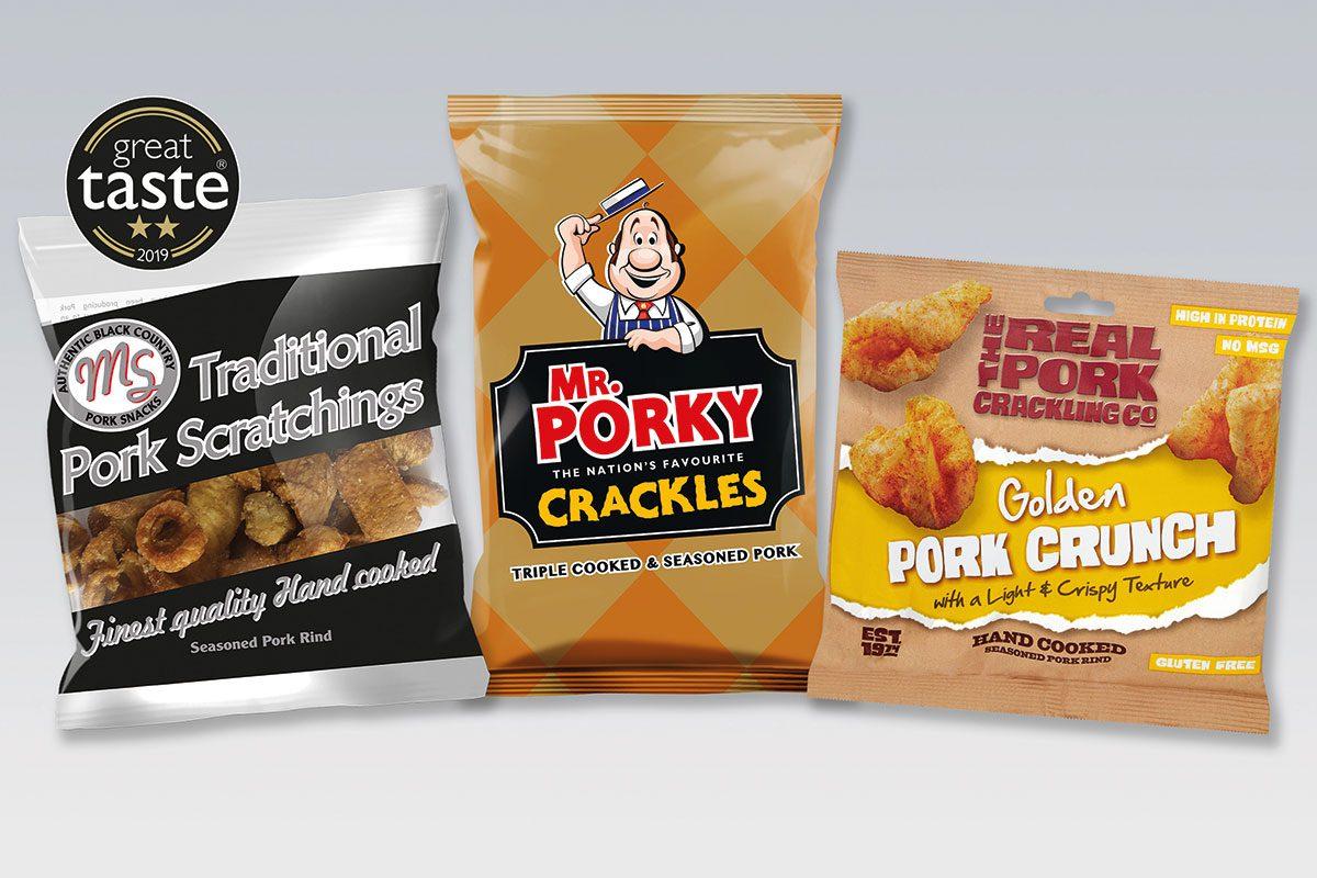 Tayto Group meat snack range