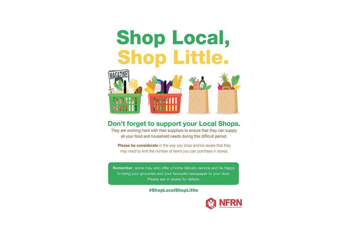 Shop Local, Shop Little campaign