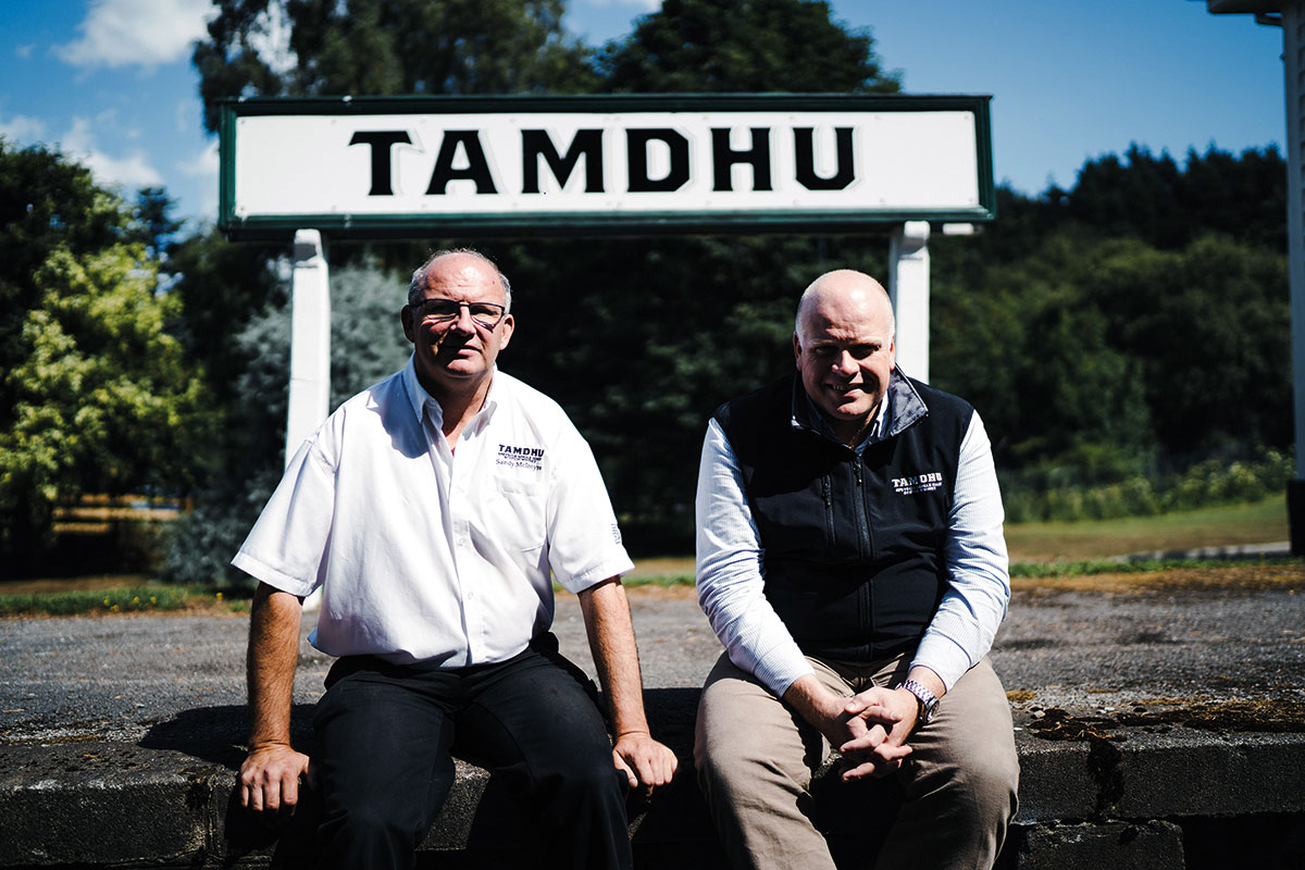 Tamdhu has launched a whisky podcast during lockdown.