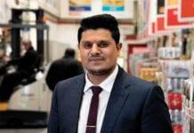 UWG boss Amaan Ramzan had kind words for Polmadie depot staff.