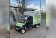 Asda electric buggy