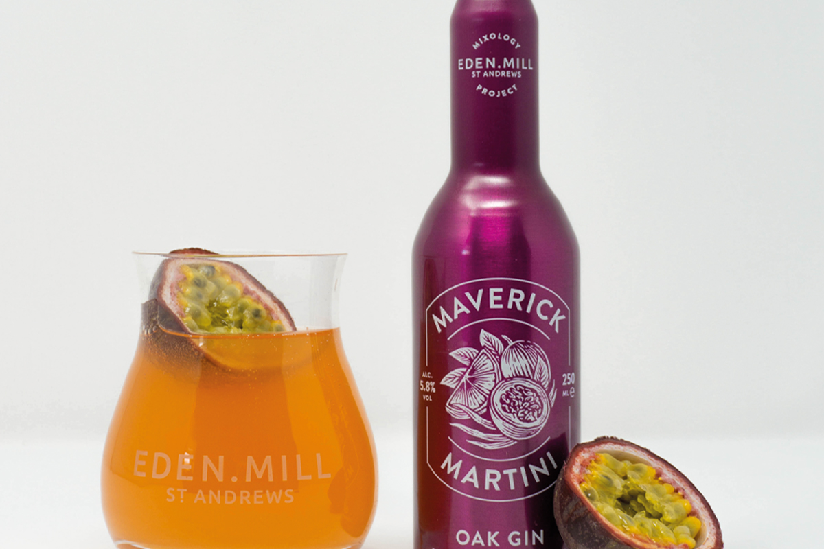 Eden Mill Maverick Martini