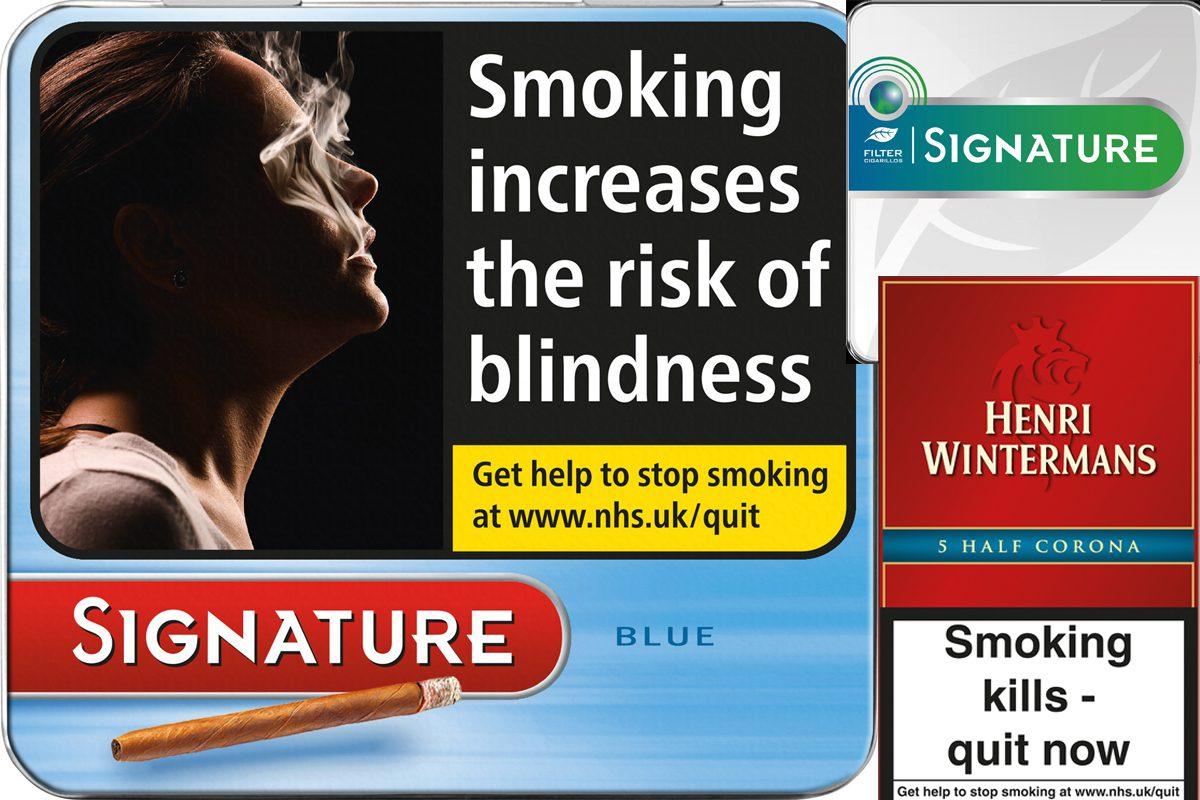 STG UK cigars