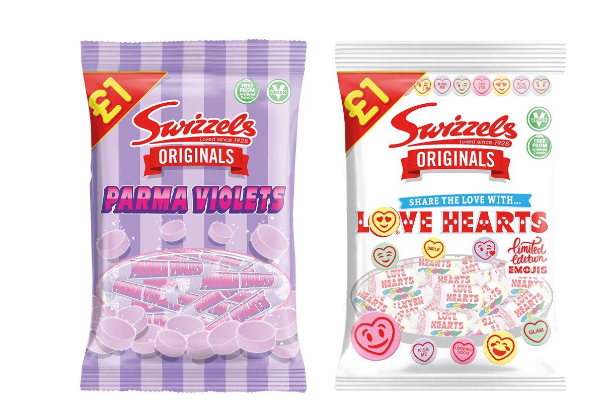 Swizzels sweets