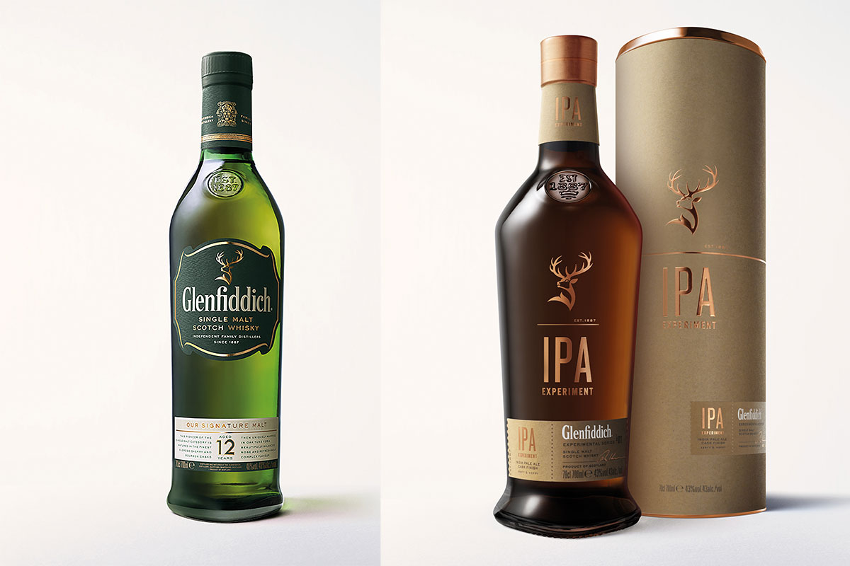 glenfiddich-bottles