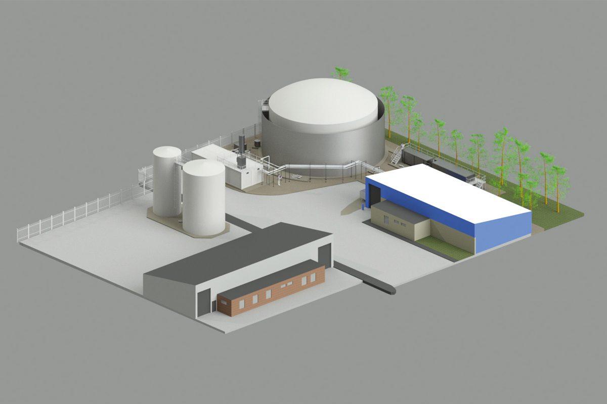 Graham's Glenfield plant