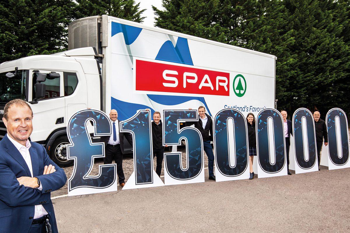 Colin Mclean Spar 150k