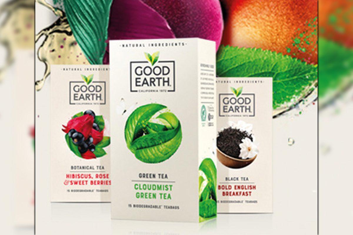 Good Earth tea
