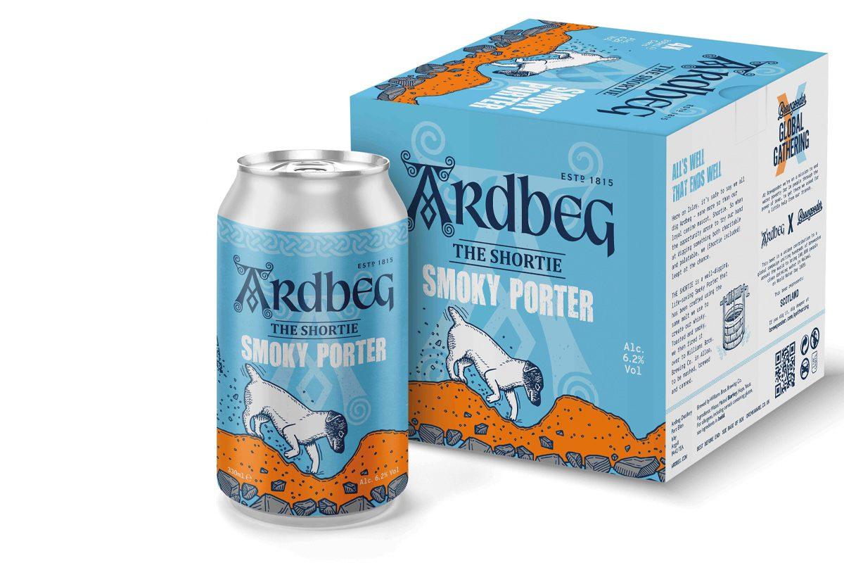 Aardberg porter