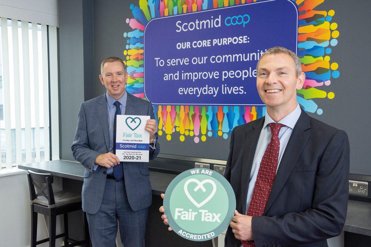 Scotmid Fair Tax mark