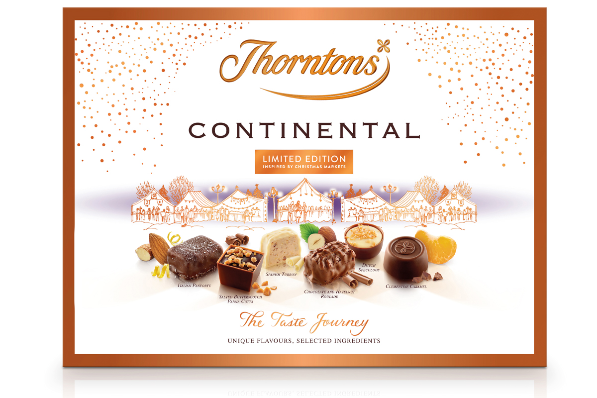 Thorntons box