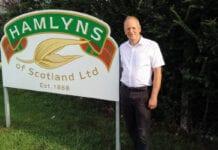 Hamlyns boss Alan Meikle