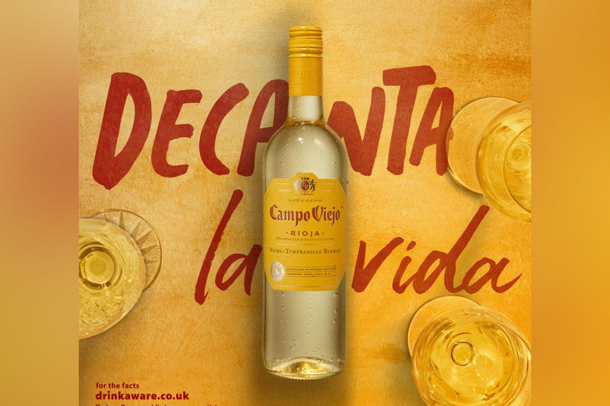 Campo Viejo bottle