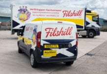 JW Filshill vehicles