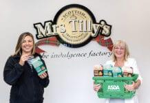Mrs Tilly's has secured a UK-wide Asda listing for its new vegan fudge SKU.