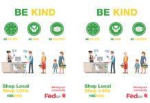 be kind poster nfrn